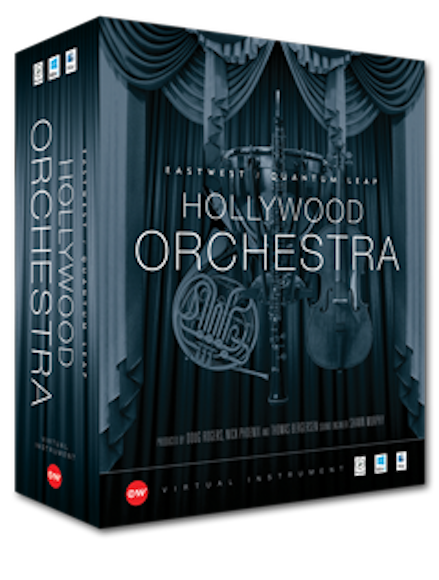 EWQL Hollywood Orchestra Gold (Uncracked)